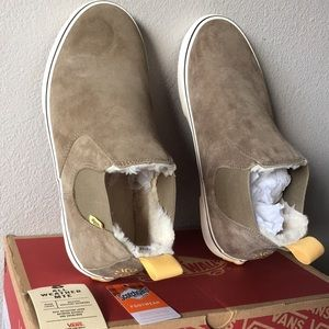 Vans Slip-On Mid MTE Mary Rand Marshmallow9.5